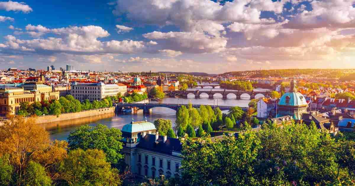 12 besten Aussichtspunkte in Prag