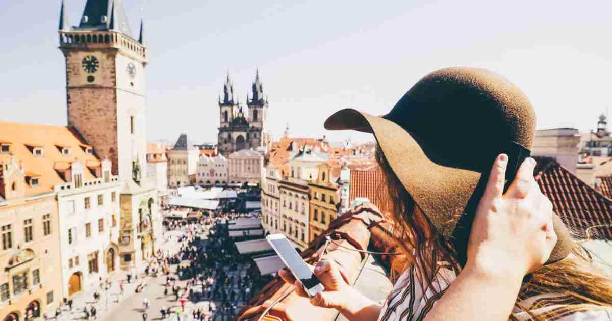 14 Cafés in Prag