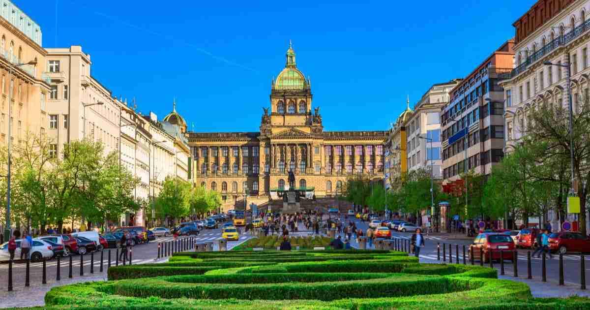 20 Museen in Prag