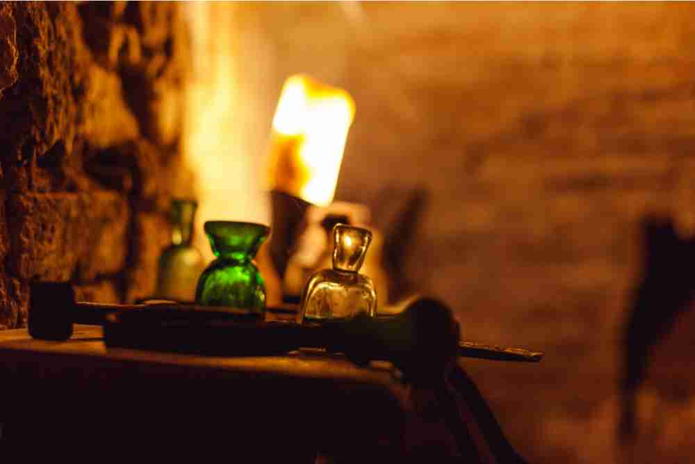 Alchemie-Museum Speculum Alchemiae in Prague