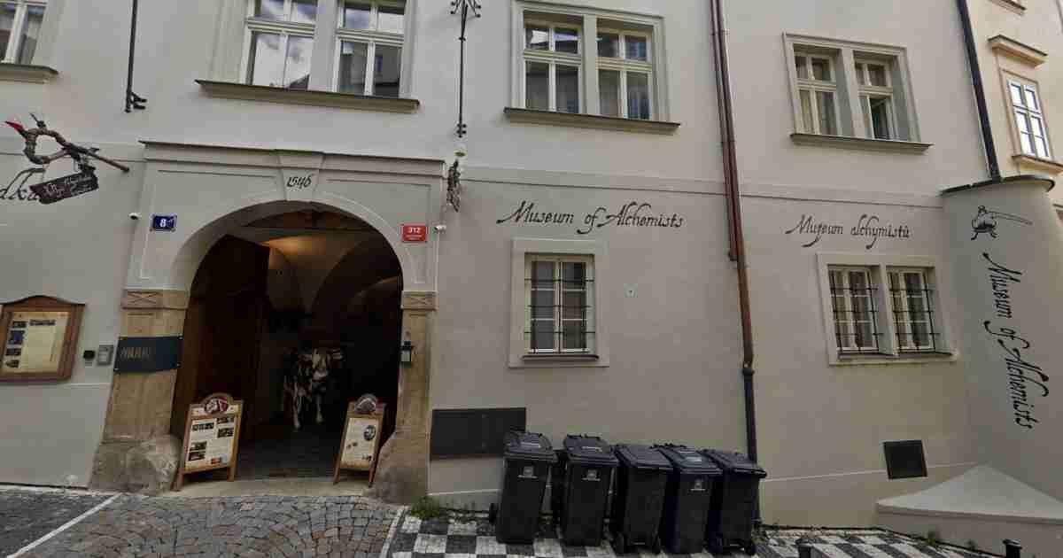 Alchymisten und Magier Museum des alten Prags