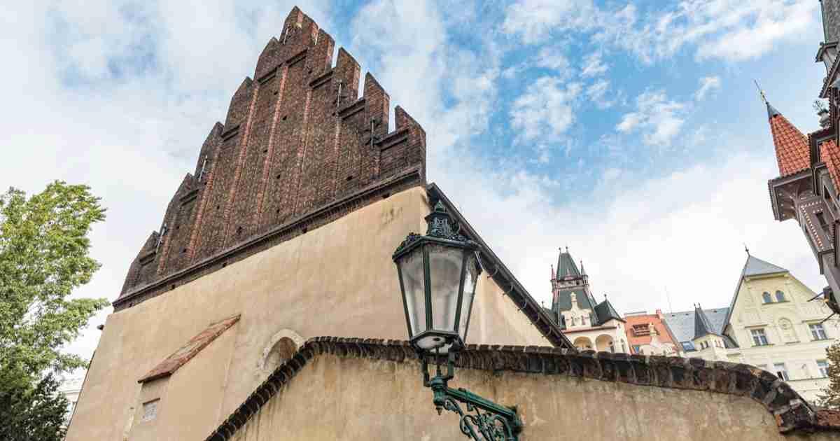 Alt Neu Synagoge in Prague