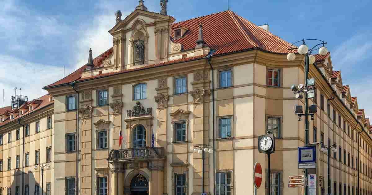 Clementinum in Prague
