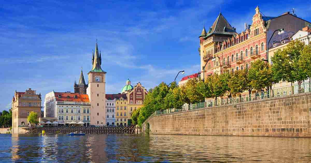 Die 20 besten 5 Sterne Hotels in Prag