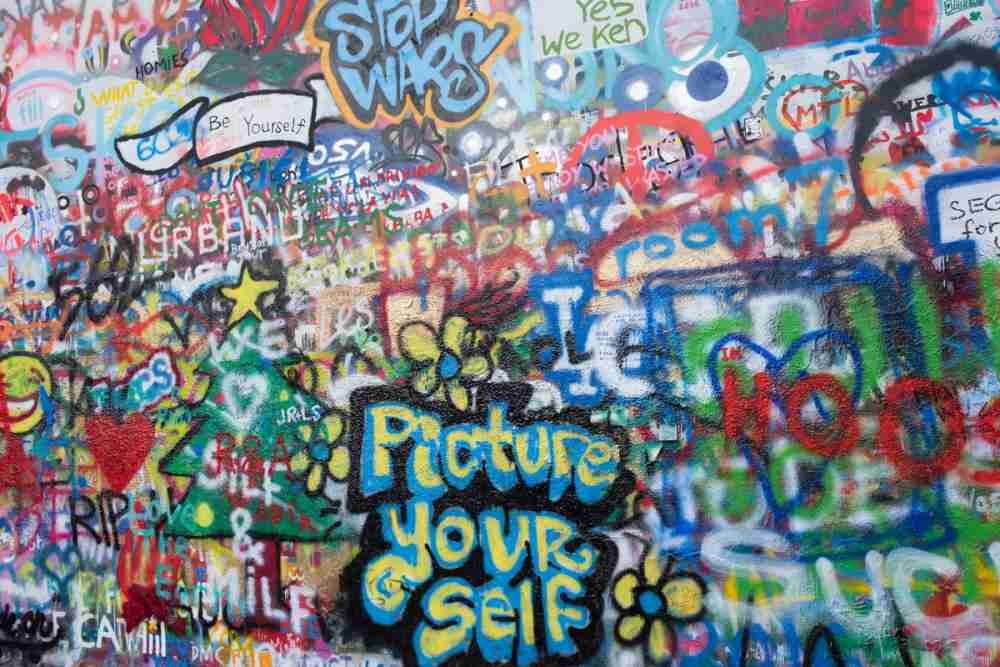 Entrance, Tickets and Tours for John Lennon Wall Prague