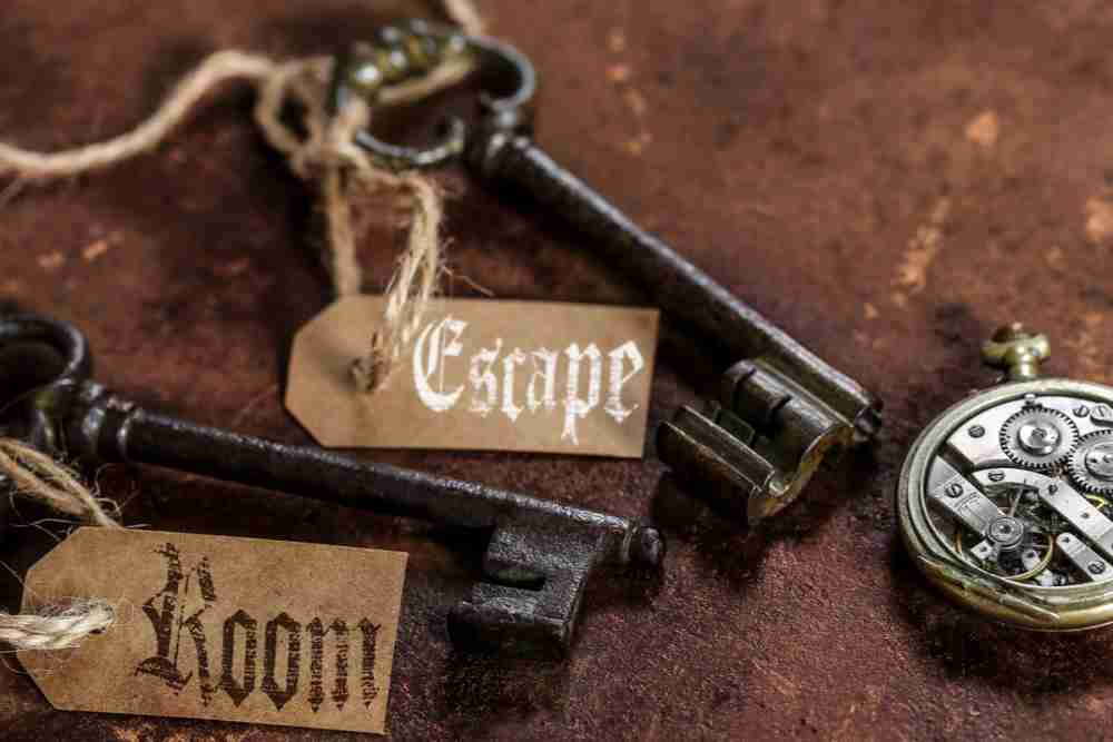 Escape Room in Prague