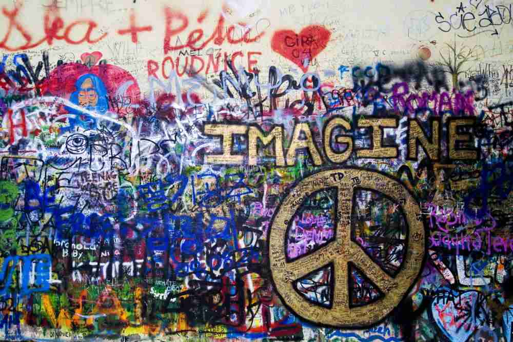 Frequently Asked Questions for John Lennon Wall, Prague