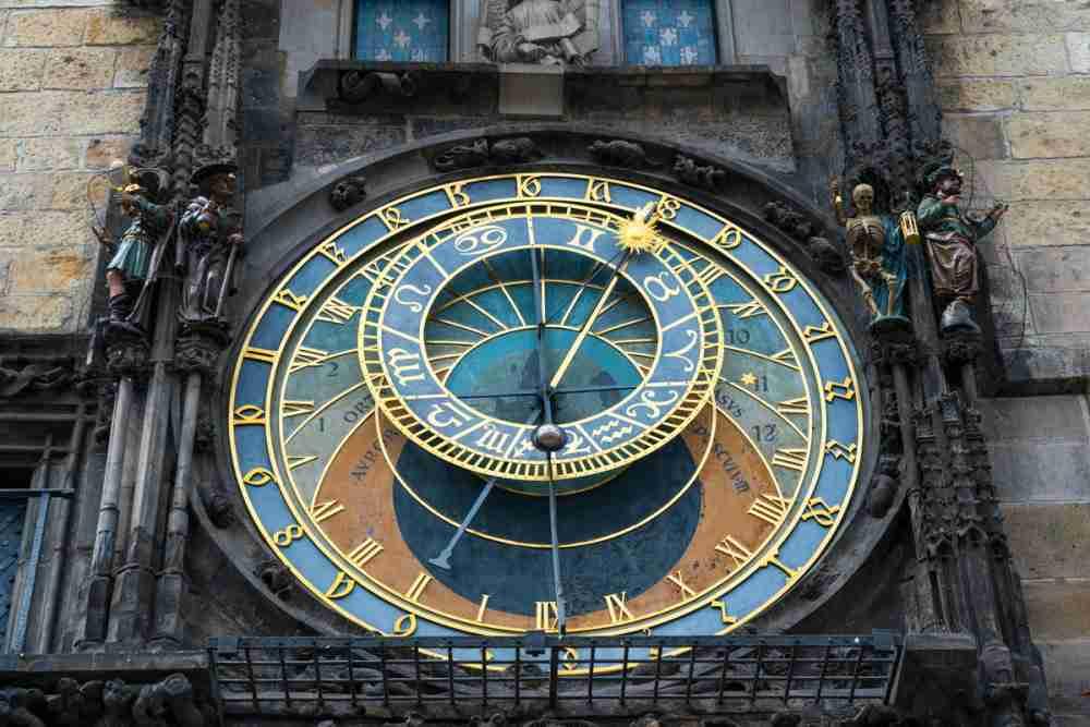 Geschichte der Uhr