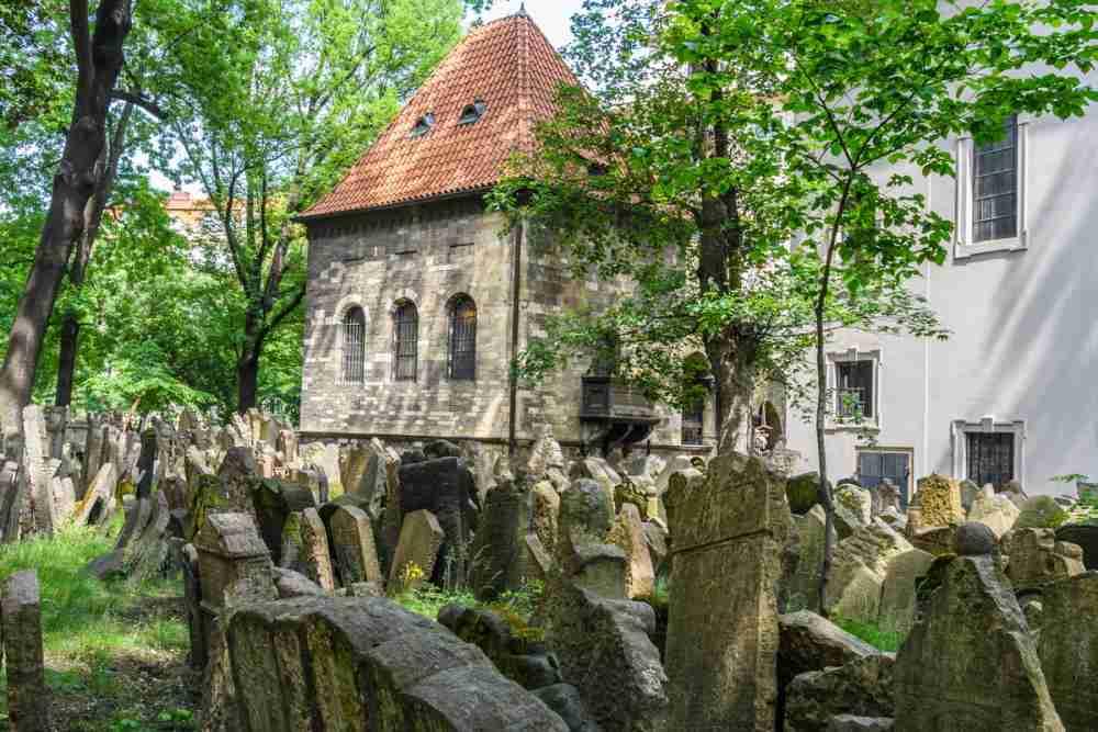 Geschichte des Viertel Josefov (Josefstadt)
