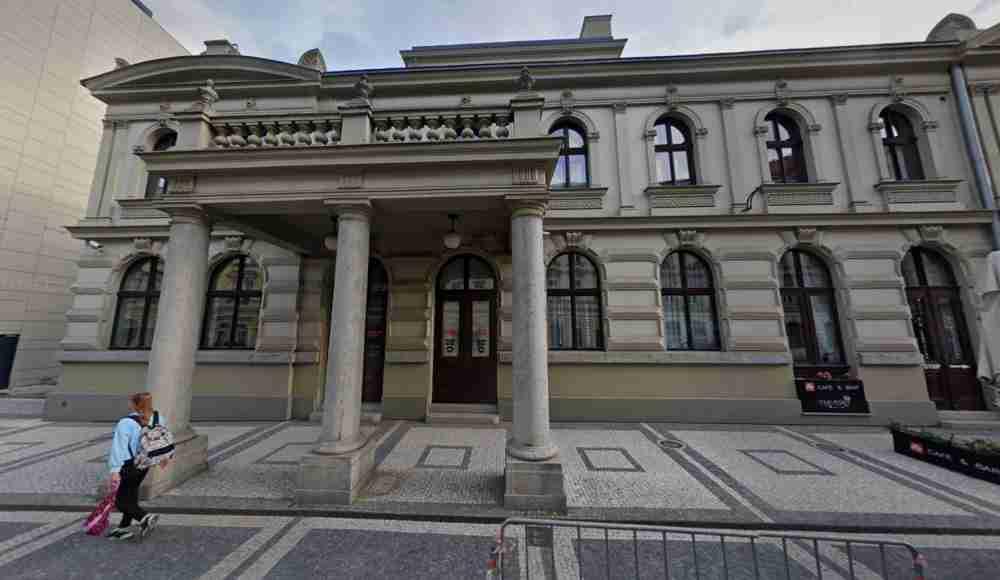 Hudební divadlo Karlín in Prague
