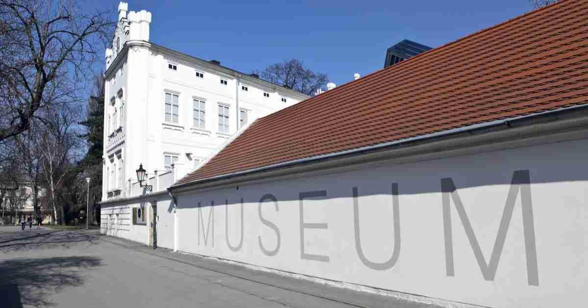 Kampa Museum in Prague