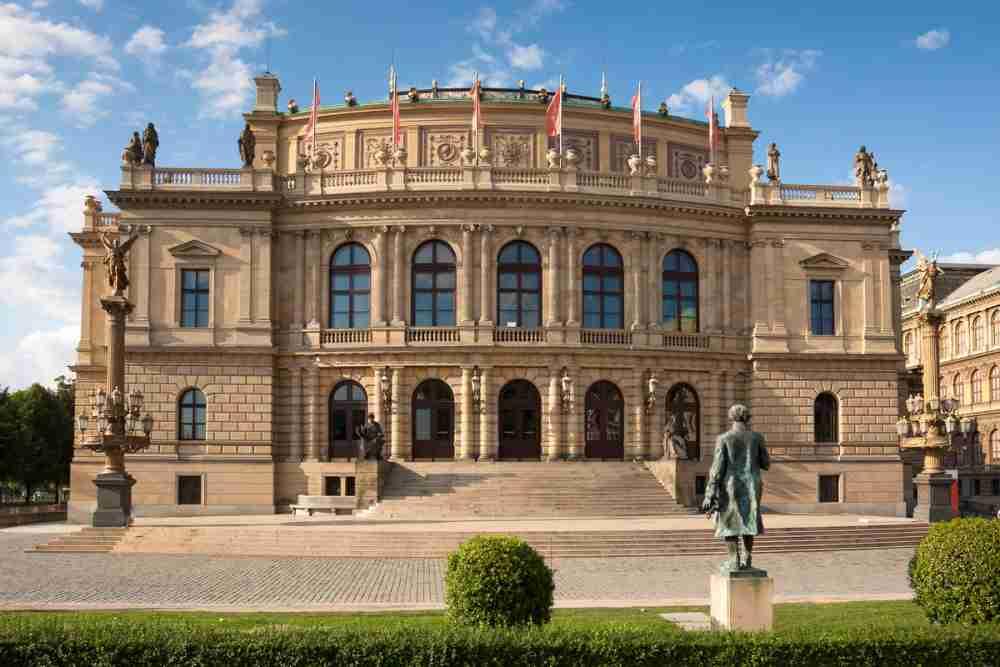Klassische Konzerte, Prague, Czech Republic