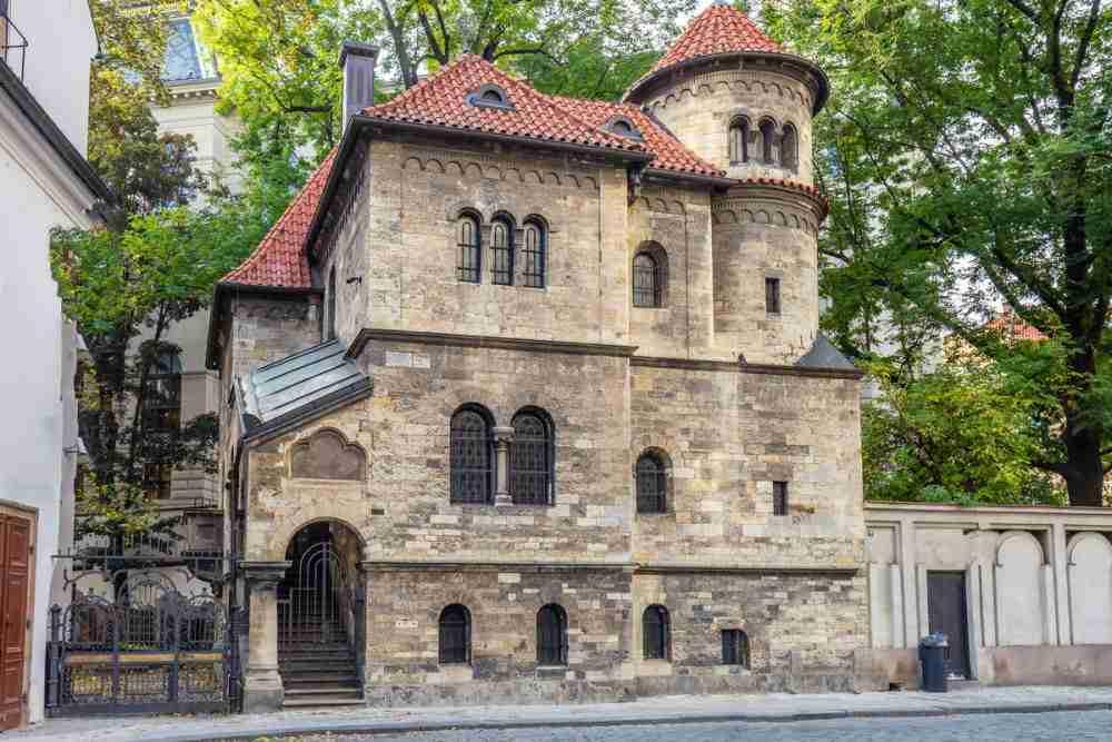 Klausen Synagoge in Prague