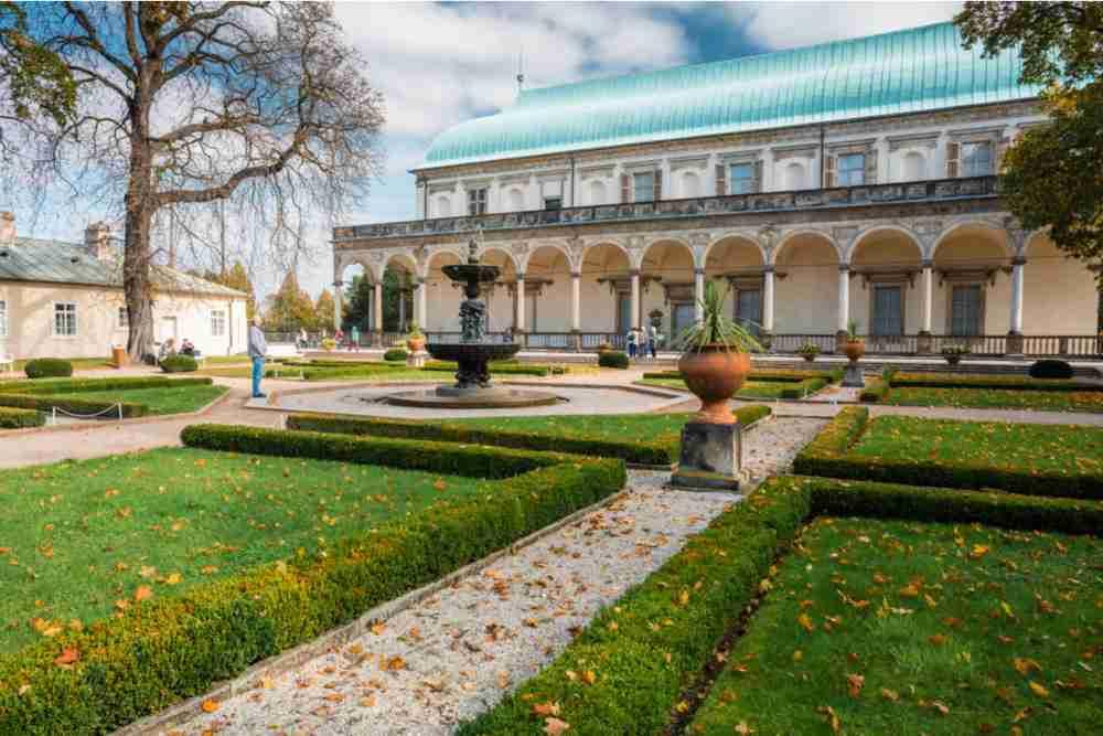 Königlicher Garten in Prague