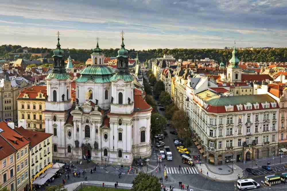 Konzerte in der Nikolauskirche in Prague