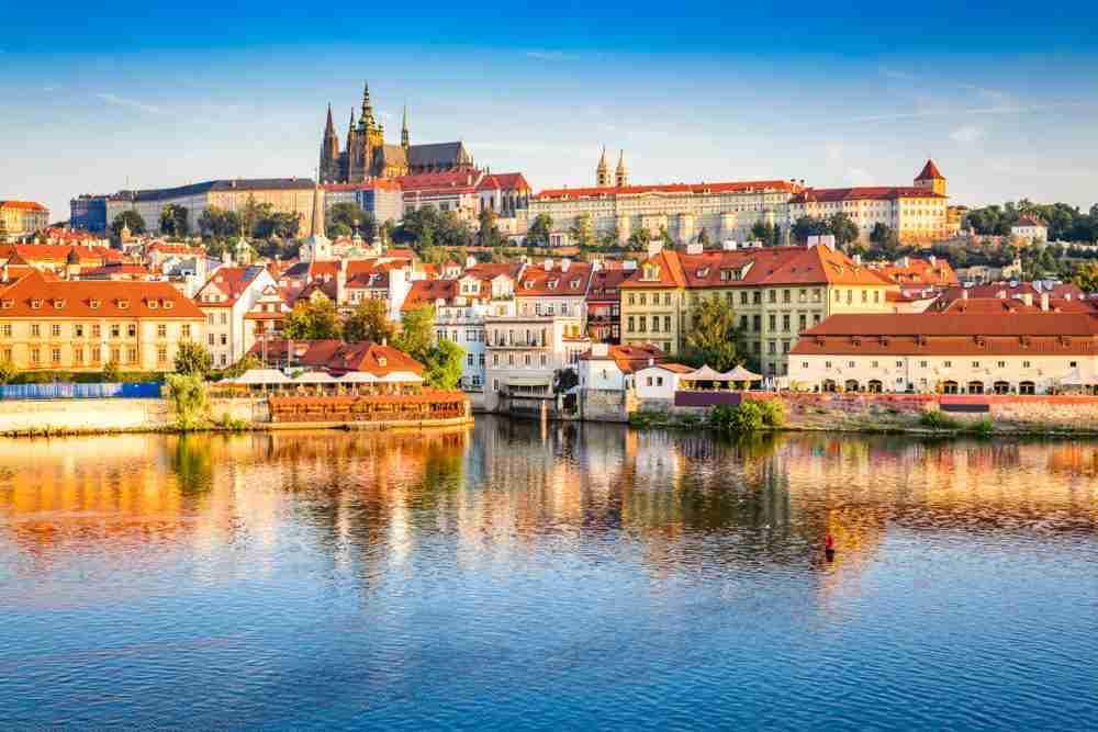 Konzerte in der Prager Burg
