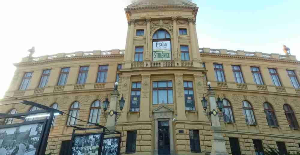 Museum der Hauptstadt Prag