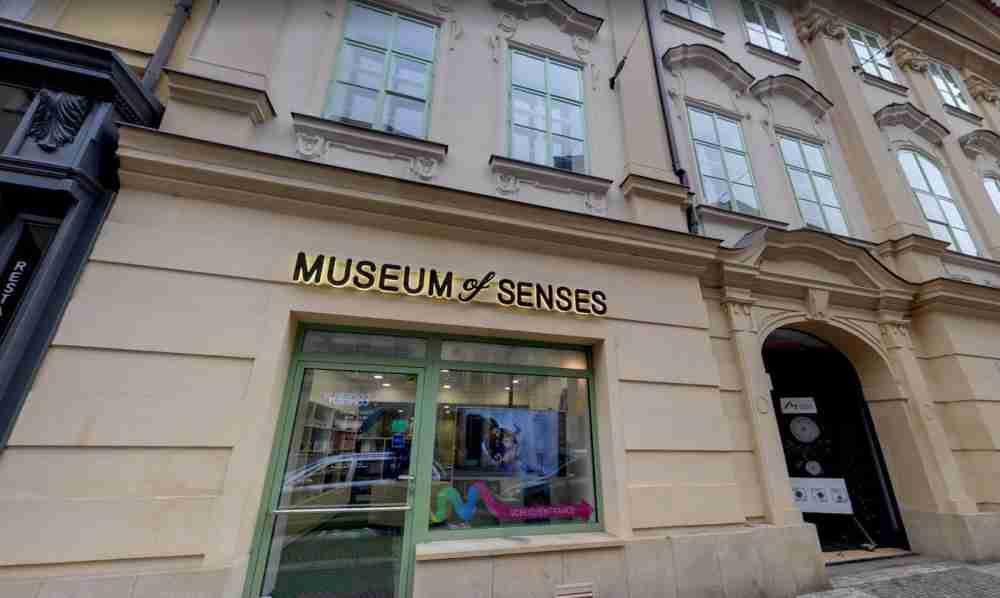 Museum der Sinne in Prague