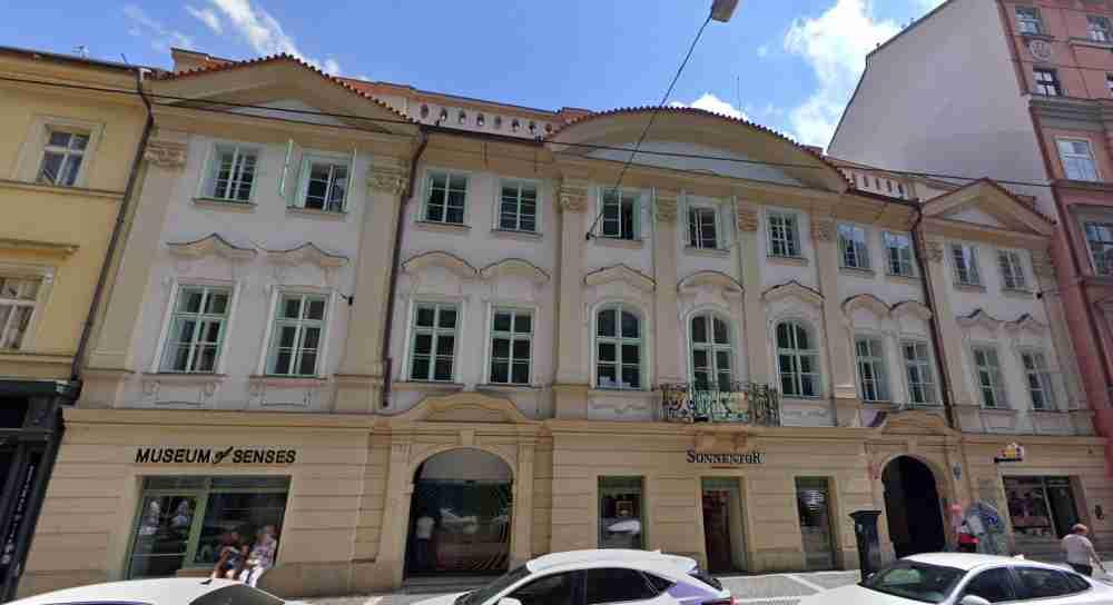 Museum der Sinne, Prague, Czech Republic
