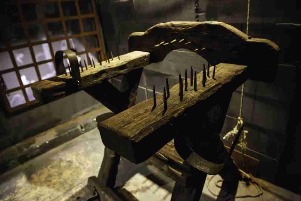 Museum der mittelalterlichen Folterinstrumente