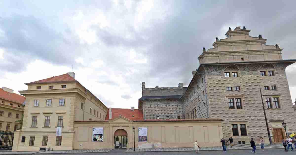Nationalgalerie Palais Salm in Prague