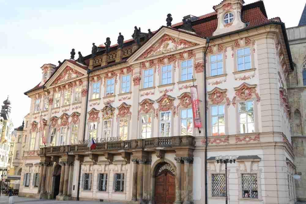 Nationalgalerie Prag