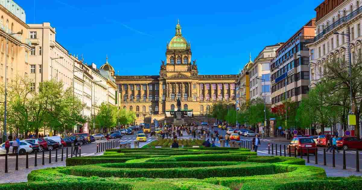 Nationalmuseum Prag