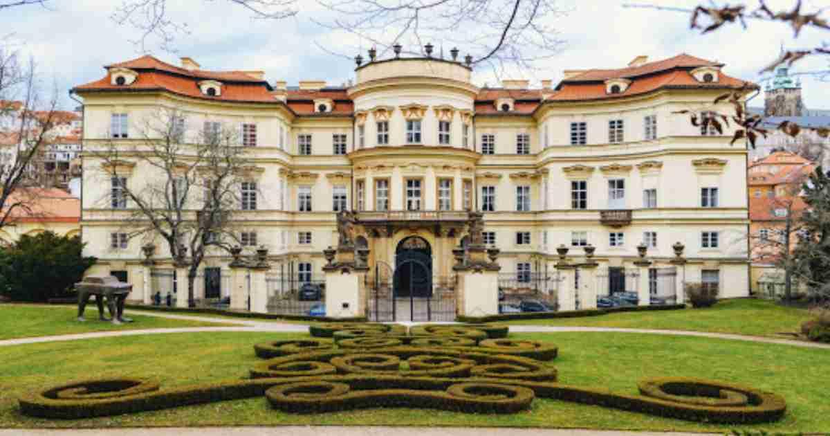 Palais Lobkowicz in Prague