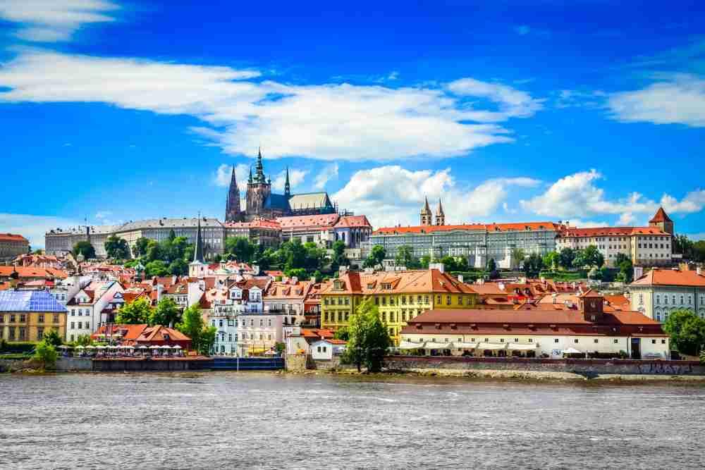 Prager Burg, Prague, Czech Republic
