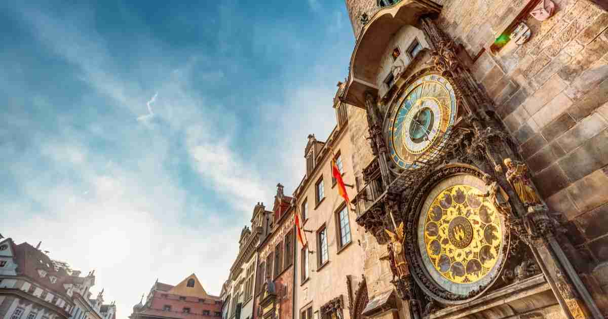 Prager Rathausuhr (Astronomische Uhr)