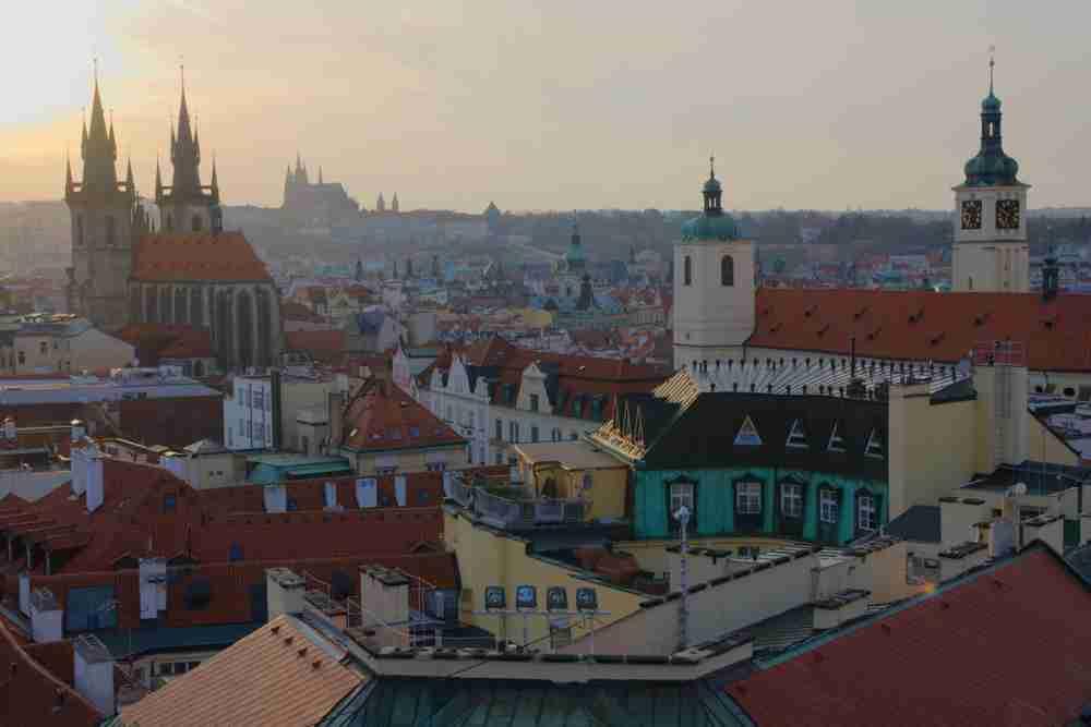 Pulverturm, Prague, Czech Republic