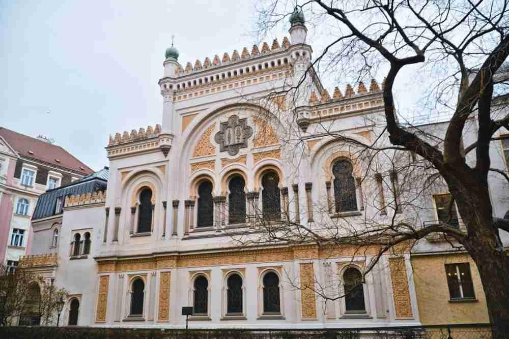 Spanische Synagoge in Prague