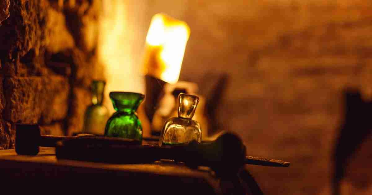 Speculum Alchemiae in Prague