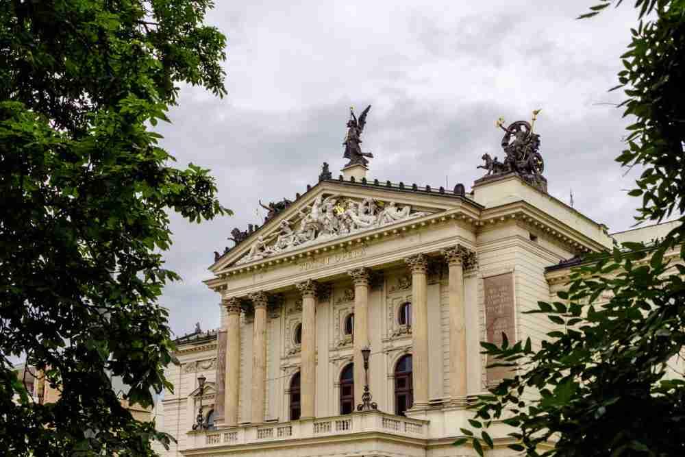 Staatsoper in Prague