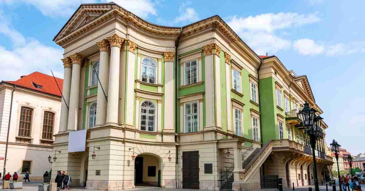 Ständetheater in Prague