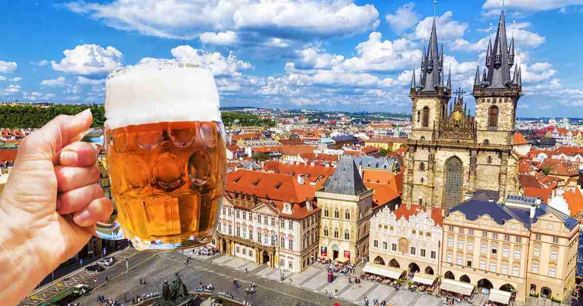 Tschechisches Bier 8 berühmte Marken