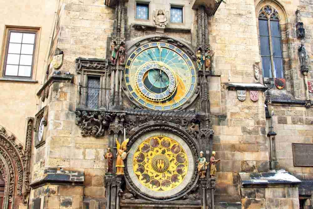 Was kann ich im Rathaus machen Altstadter Rathaus in Prague
