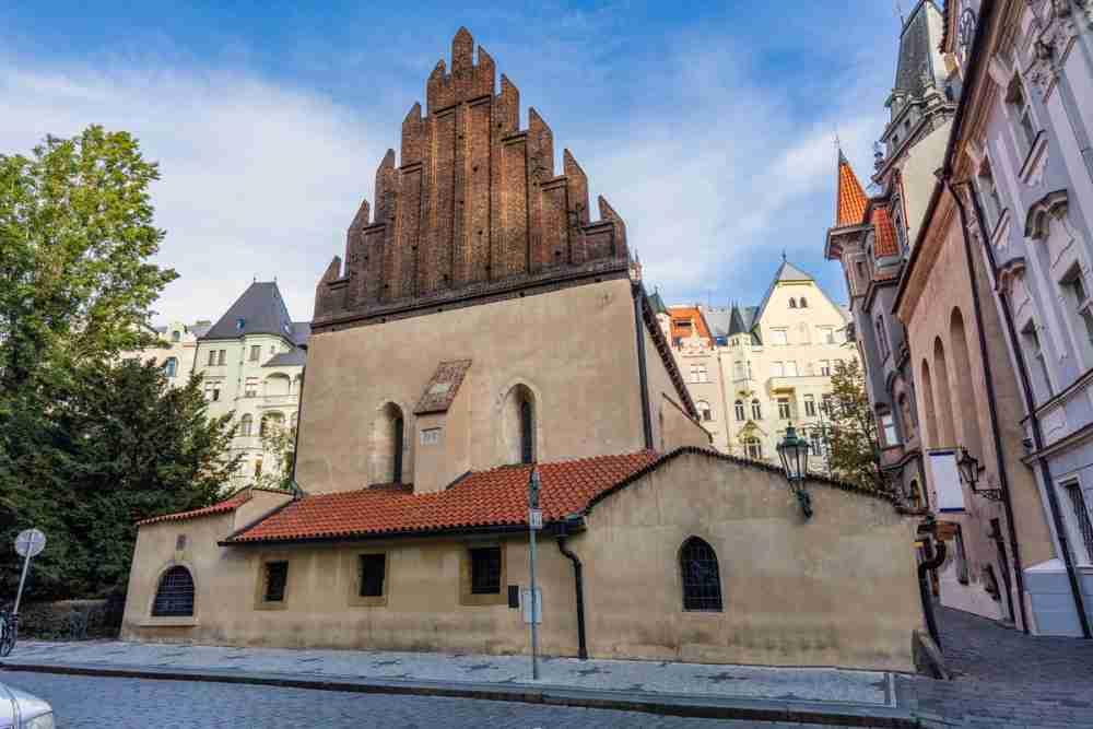 Wie komme ich zur Alt Neu Synagoge