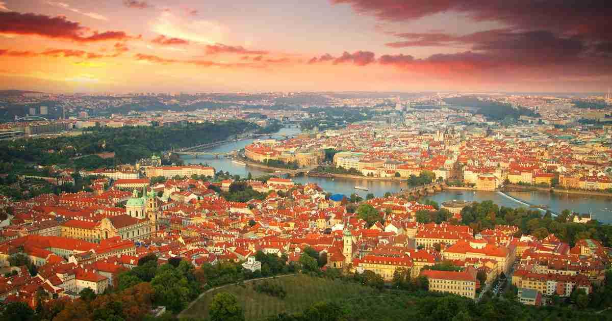 10 Bezirke von Prag Guide zum Wohnen während Reisen