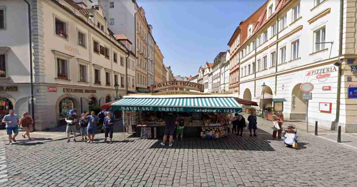 5 schönsten Märkte in Prag