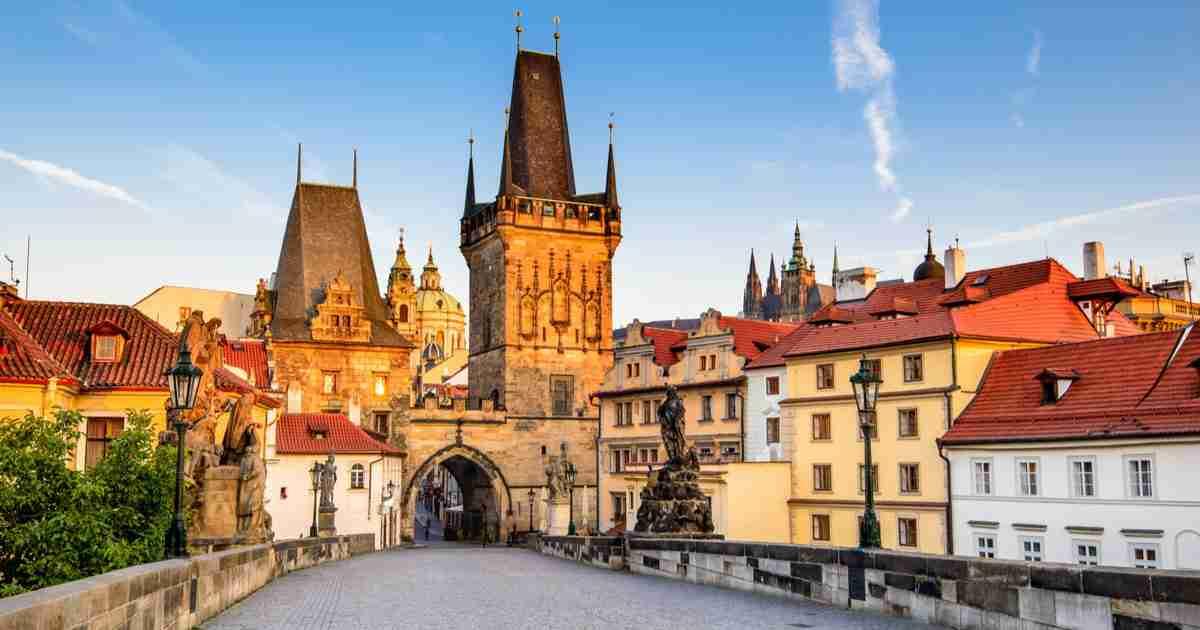 50 Sehenswürdigkeiten in Prag