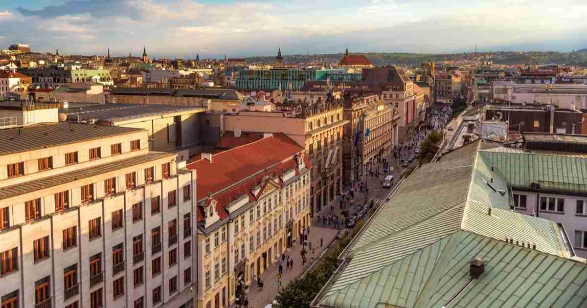 6 gute Einkaufsstrassen in Prag