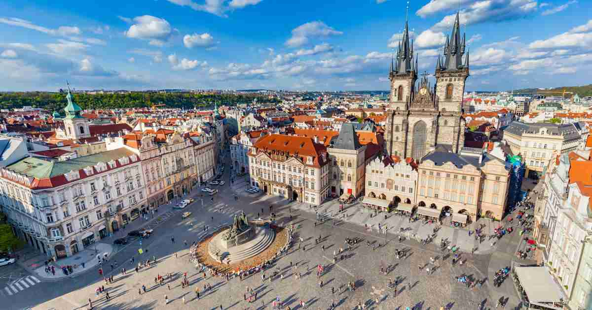 Info-Service Prag Support für Reisende
