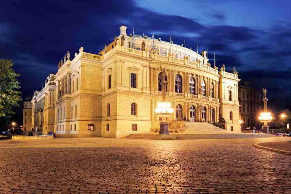 Klassische Konzerte in Prague