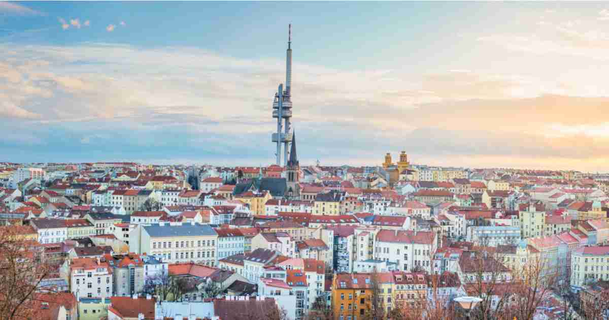 Presse, Medien und TV, Prague