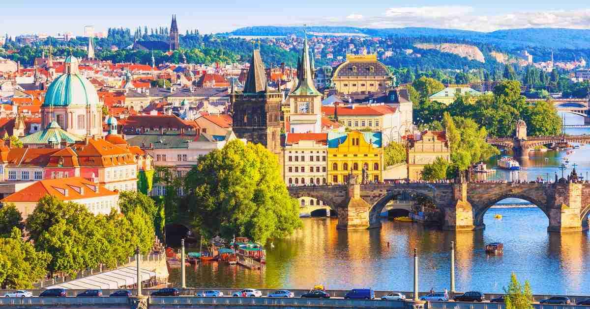 Kontakt von Prague Tourist Information