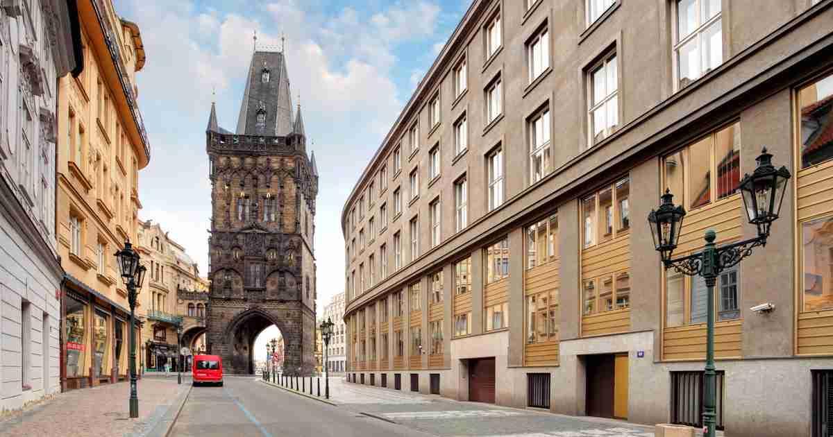 Pulverturm in Prague
