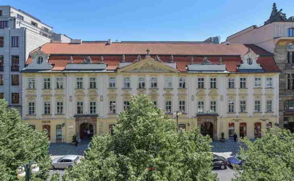 Slovanský dům – Deutsches Haus in Prague