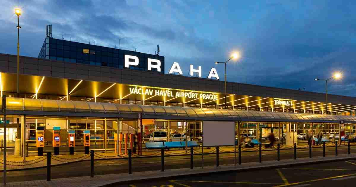 Flughafen Prag Ankunft Aktuell