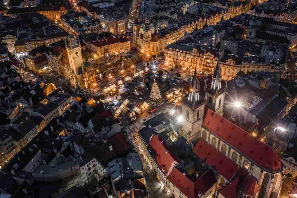 Vorsicht Touristenfallen, Prague